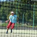 Tenisový turnaj - petanguisté a hasiči