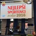 Nejlepší sportovec roku 2016 - Hranice