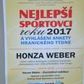Sportovec roku 2017