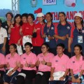 The Thailand Petanque International Invitation at Krabi