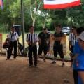 The Thailand Petanque International Invitation at Krabi